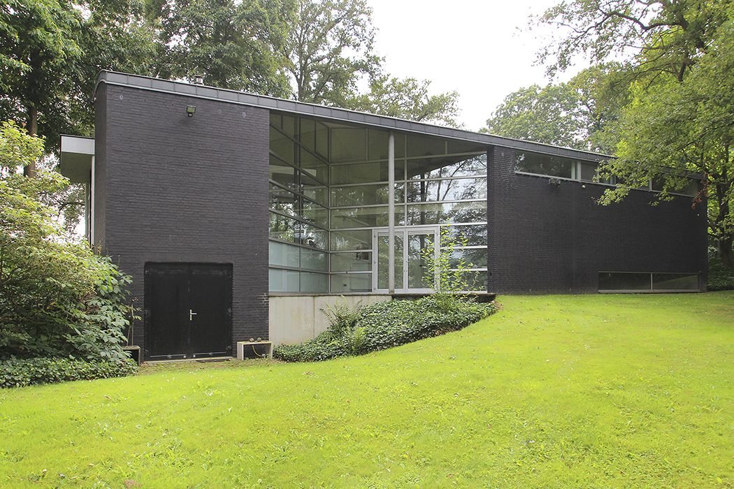 Engelman architecten villa de dirksberg for Moderne villa architectuur