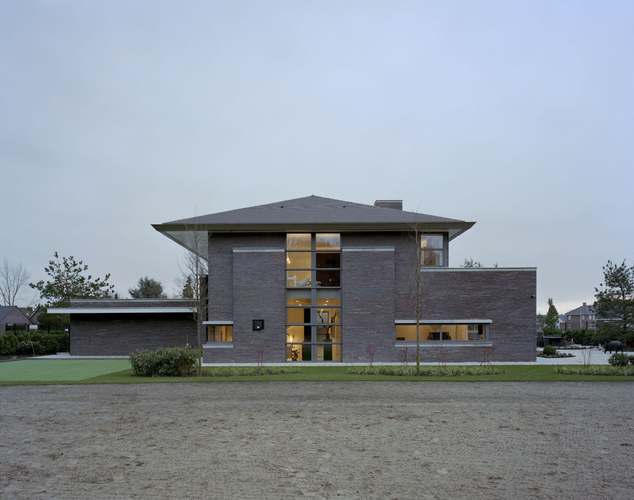 Moderne villa architectuur cn u aboriginaltourismontario