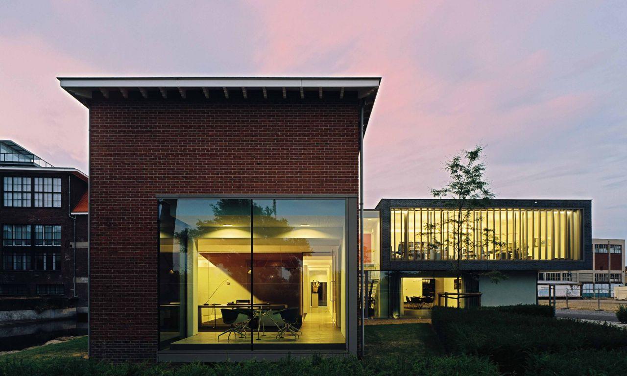 Kantoor engelman architecten roermond for Kantoor architect